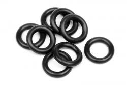 Silikon O-Ring 6x9.5x1.9mm (schwarz) hpi racing H6811