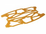 Chassis 2.5mm (gold/2 Teile/Savage) hpi racing H73916
