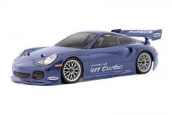 Porsche 911 Turbo Karosserie (200mm) hpi racing H7435