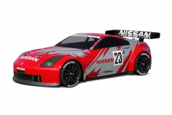 Nissan 350Z Nismo GT Race Karo (200mm) hpi racing H7485