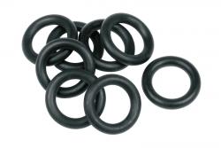 Silikon O-Ring 7x11x2.0mm (schwarz/8St) hpi racing H75080