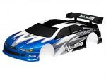 Toureza Karosserie(blau/silb/schw/200mm) hpi racing H7718