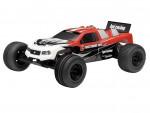 DSX-2 Karosserie (weiss/rot/E-Firestorm) hpi racing H7787
