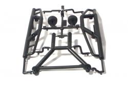 Rammer/Lange Karosseriehalter (Savage) hpi racing H85059
