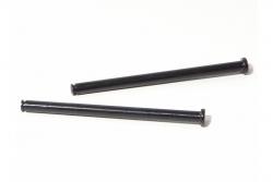 Achsstift 4x62mm (schwarz/2St/Savage) hpi racing H86071