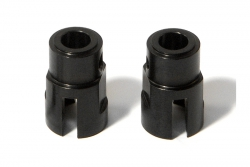 Cup Joint 6x13x20mm (schwarz/2St/Savage) hpi racing H86082