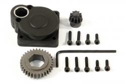 Hintere Abdeckung Motor (E-Starter) hpi racing H87117
