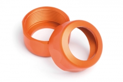 Daempferkappe 20x12mm(orange/2S/Baja SS) hpi racing H87491