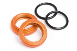 Daempfermutter 20mm (orange/2St/Baja SS) hpi racing H87492