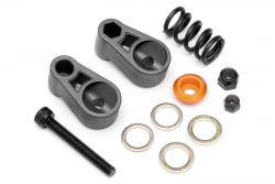 Servo Saver Set (orange/Baja SS) hpi racing H87556