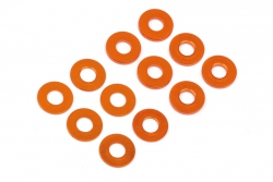 Scheiben Set 3x7mm (0.5/1.0/orange/6St) hpi racing HB112794