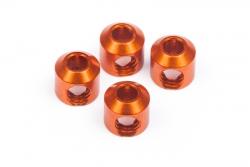 Stabilisator Stopp-Stellring(orange/4St) hpi racing HB114485