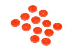 Kolbenplatten Set V2 (16mm/oran/6P/D815) hpi racing HB114744