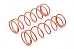Daempferfeder BBD (orange/76mm/74gf/2St) hpi racing HB67456