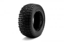 Rodeoo Reifen weiss (vorne/2St/Baja 5T) hpi racing HB67864