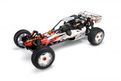 Khaos Reifen weiss (hinten/2St/Baja 5B) hpi racing HB67972