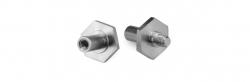 JConcepts - TLR 22 3.0 Titanium Vorderachse (Passend nur für TLR 22 3.0 und 12mm Hex Felgen) LRP J2541