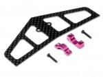 3D Carbon Fibre Horizontal Fin (400CP Wi LRP ML44053