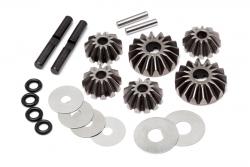 Differential Kegelräder Set (BlackoutMT) LRP MV24056