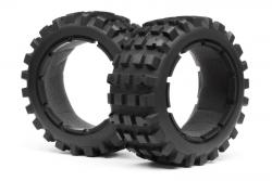 Reifen Set vorne (Paar/Blackout XB) LRP MV24172