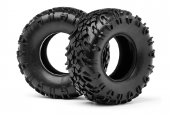 Reifen mit Einlagen (2St/Scout RC) LRP MV25011