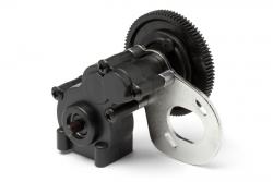 Mittelgetriebebox Komplett-Set (ScoutRC) LRP MV25021