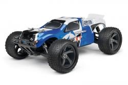 Truck Karosserie (blau lackiert/Ion XT) LRP MV28046