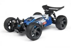 Buggy Karosserie (blau lackiert/Ion XB) LRP MV28050