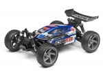 Buggy Karo (Decals/blau lackiert/Ion XB) LRP MV28066