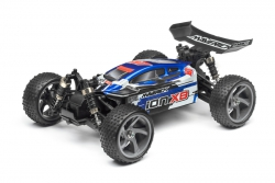 Klare Buggy Karo mit Decals (Ion XB) LRP MV28072