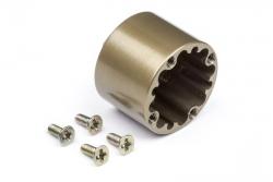 Aluminium Diff-Gehäuse (1St/Ion) LRP MV28085