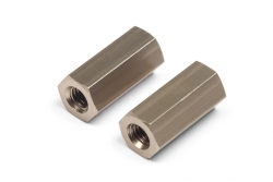 Bulkhead-Pfosten hinten 12mm (Paar/Wolf) LRP MV29050