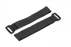 Akku-Haltebänder 2x22.5cm (Paar/Wolf) LRP MV29075