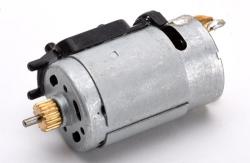 390 Motor w/Gear - Mad Shark Joysway M-JS-820301