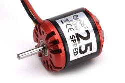 Quantum II 25 Speed Brushless Motor ripmax M-Q2-25S