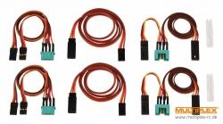 Kabelsatz FUNRAY (komplett) Multiplex 1-00112