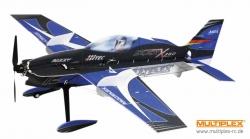 BK Slick X360 4D Indoor Edition, blau Multiplex 1-01632