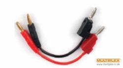 HiTEC Y-Kabel für H4 Lader Hitec 118330