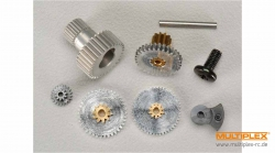 Zahnradsatz HS-65MG Multiplex 119315