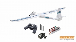 RTF EasyGlider PRO electric BlueEd. Mode 1/3 Multiplex 13270