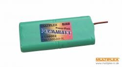 PERMABATT NiMH S-Akku 6/3000-SC-2L Multiplex 156003