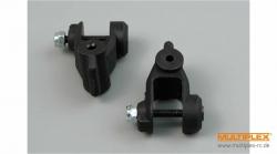 Blatthalter (1 Paar) 5° FunCopter  Multiplex 223003