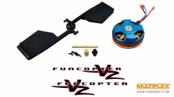 Upgrade Kit V2 FunCopter Multiplex 223031