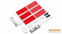 Kleinteilesatz EasyGlider Multiplex 224153