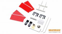 Kleinteilesatz EasyGlider Electric Multiplex 224154