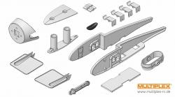 Kunststoff-Kleinteile SOLIUS Multiplex 224255