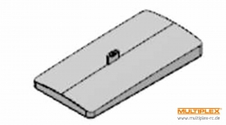 Akkudeckel Extra 300 S Multiplex 224301