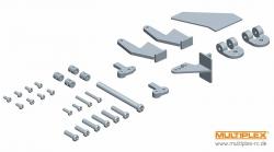 Kleinteilesatz Pilatus PC-6 Multiplex 224371
