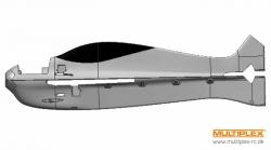 Rumpf STUNTMASTER (ohne Elekt Multiplex 224376