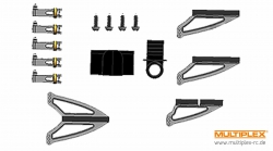 Kleinteilesatz STUNTMASTER Multiplex 224385